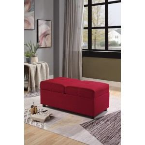 Storage Ottoman/Chair/4573RD